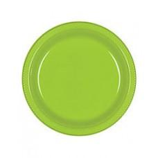 Kiwi Plastic Dinner Plate