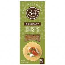 34 Degrees Rosemary Crisps