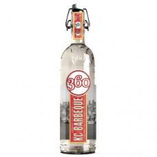 360 KC Barbeque Vodka 1 l