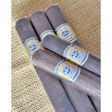 601 Blue Short Churchill Box