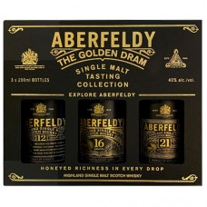 Aberfeldy Single Malt Sctoch Tasting Collection 3 Pack