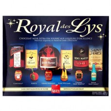 Royal des Lys Assorted Chocolate Liqueurs