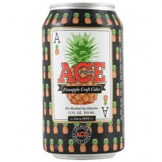 Ace Pineapple Cider 12 Pack