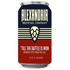 Alexandria Brewing Till The Battle Is Won 6 Pack