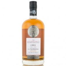 Allt-A-Bhainne Single Malt Scotch Ccw 1993 22 yr.