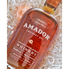 Amador Straight Hop-Flavored Whiskey