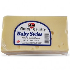 Amish Country Baby Swiss Cheese
