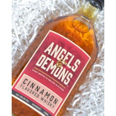 Angels and Demons Cinnamon Flavored Whiskey