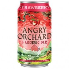 Angry Orchard Strawberry Hard Cider 6 Pack