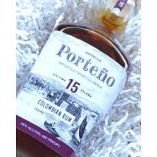 Antigua Porteno Solera Rum 15 yr.