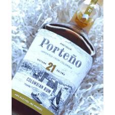 Antigua Porteno Solera Rum 21 yr.