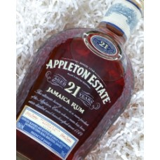 Appleton Estate Jamaican Rum 21yr.
