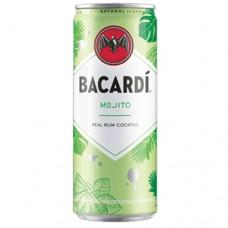 Bacardi Mojito 4 Pack