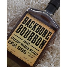 Backbone Bourbon Uncut Single Barrel TPS Private Barrel