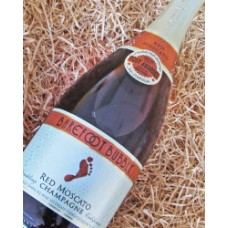 Barefoot Bubbly California Red Moscato Champagne