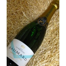 Baumard Cremant De Loire Carte Turquoise Sparkling Wine NV