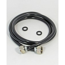 Beer Hose with Washers