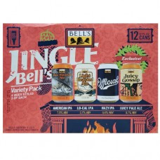 Bell's Jingle Bell's Variety 12 Pack