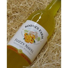 Boone's Farm Fuzzy Navel Flavored Apple Wine