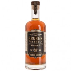 Broken Barrel Bourbon Whisikey