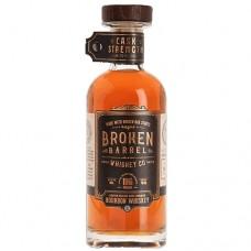 Broken Barrel Cask Strength Bourbon