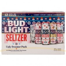 Bud Light Seltzer Ugly Sweater Variety Pack