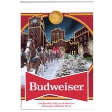 Budweiser Holiday Stein