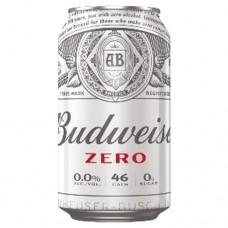 Budweiser Zero N.A. 12 Pack