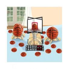 Basketball Spalding Table Decorating Kit
