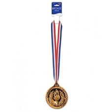 Beistle Bronze Ribbon