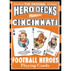 Bengals Hero Deck Playing Cards