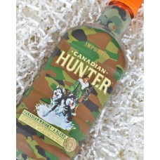 Canadian Hunter Blended Canadian Whisky Camo