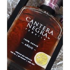 Cantera Negra Anejo Tequila