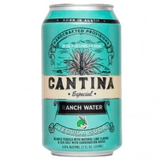 Cantina Especial Ranch Water 4 Pack