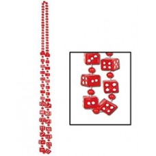 Casino Dice Beads