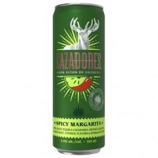 Cazadore Spicy Margarita 4 pack