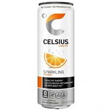 Celsius Orange Sparkling