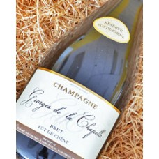 Georges De La Chapelle Reserve Fut De Chene Brut Champagne NV