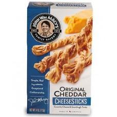 John Wm. Macy's Original Cheddar CheeseSticks