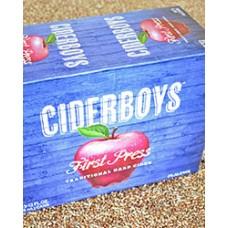 Ciderboys First Press Traditional Hard Cider