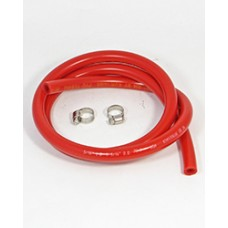 Co2 Hose with Clamps