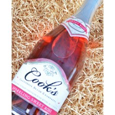Cook's Sparkling Sweet Rose