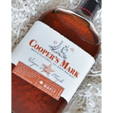 Cooper's Mark Maple Flavored Whiskey
