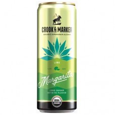 Crook and Marker Spiked Margarita 8 Pack