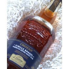 Cruzan Single Barrel Premium Extra Aged Rum TPS Private Barrel