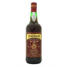 D'Oliveiras 5 Year Old Doce Sweet Madeira