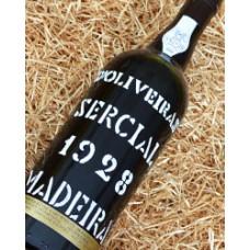 D'Oliveiras Dry Sercial Madeira 1928