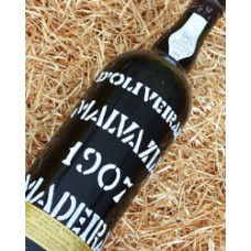 D'Oliveiras Sweet Malvasia Madeira 1907