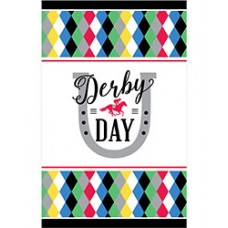 Kentucky Derby Tableware - Day at the Races Tablecover