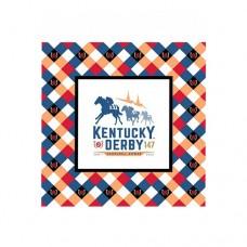 Kentucky Derby Tableware-147th Kentucky Derby Logo Beverage Napkins
